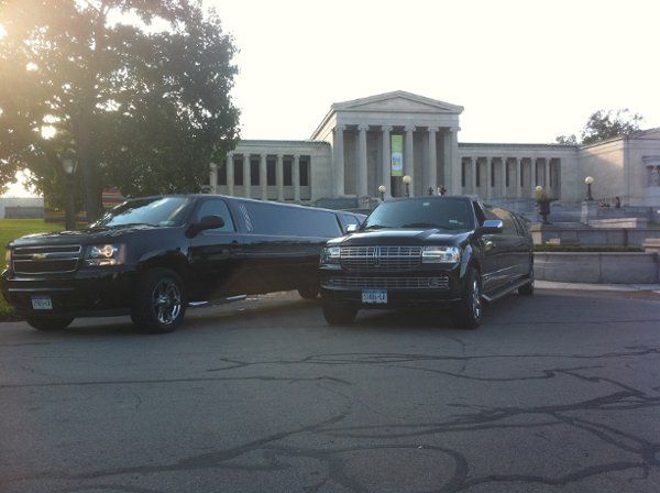 Tmx 1338571667054 SUBURBANANDNAVIGATOREXTERIOR2 Buffalo, New York wedding transportation