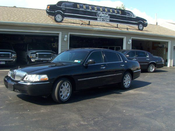 Tmx 1338571782785 SEDANEXTERIOR Buffalo, New York wedding transportation