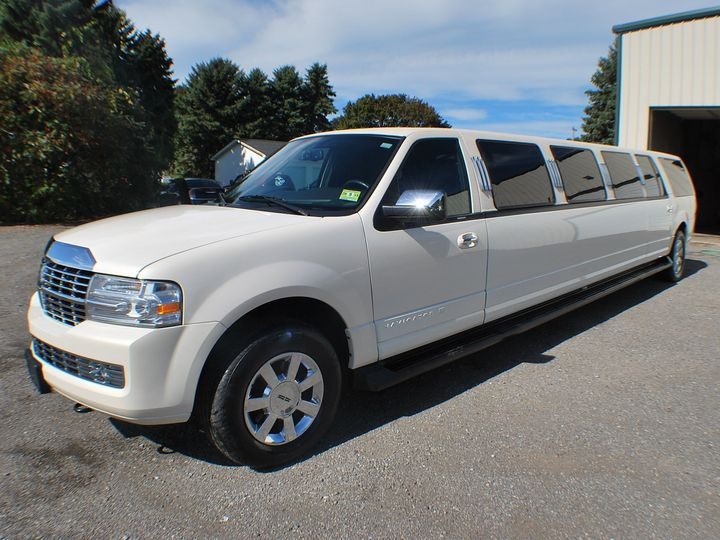 Tmx 1395151629519 White Navigator   Exterior 895 Buffalo, New York wedding transportation