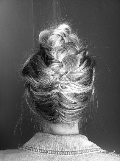 Olive & Rye Creative Hair