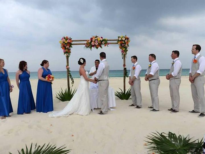 Tmx 1438263958779 Atbeachsetting Minneapolis wedding travel