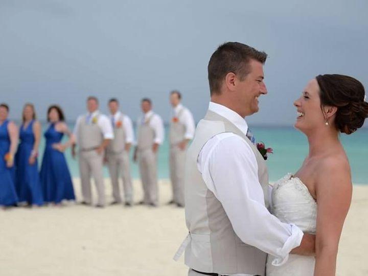 Tmx 1438263969652 Atweddingpartybeach Minneapolis wedding travel