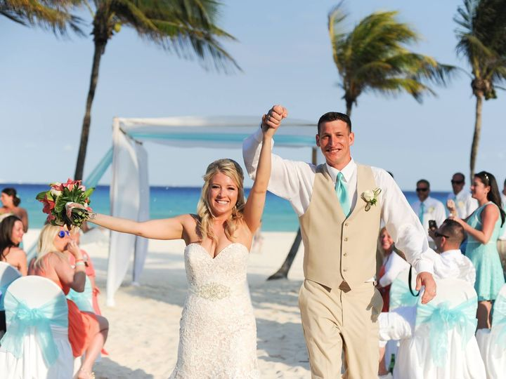 Tmx 1438264018885 Mmwalking Down Aisle Minneapolis wedding travel