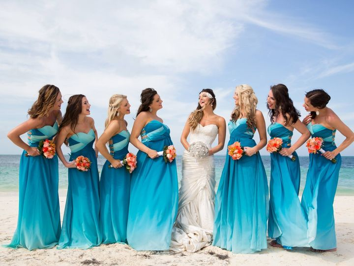 Tmx 1438264066259 Nngirls Beach Minneapolis wedding travel