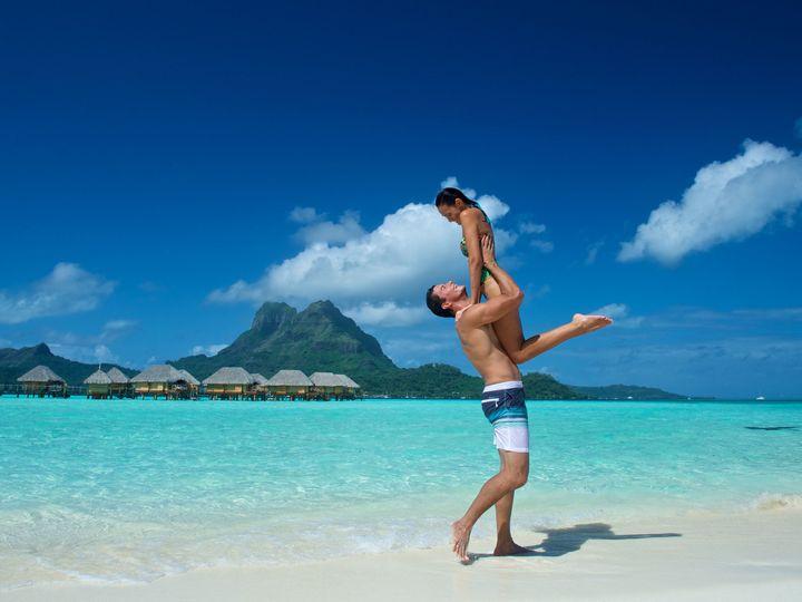 Tmx 1509120882489 Bora Bora Pearl Minneapolis wedding travel