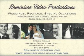 Reminisce Video Productions