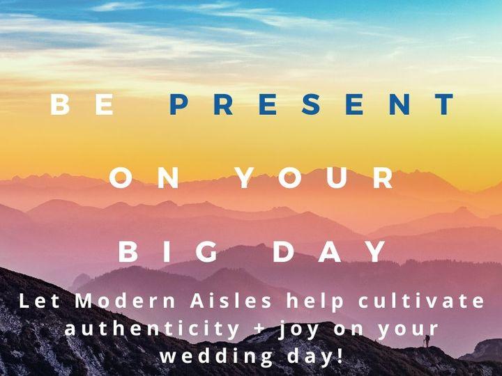 Tmx 9 Modern Aisles Banner 51 1920939 158050469017738 Seattle, WA wedding planner