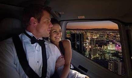 City Lights wedding