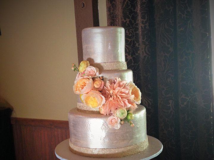 Tmx 1413842761735 Img7520 Murrieta wedding cake
