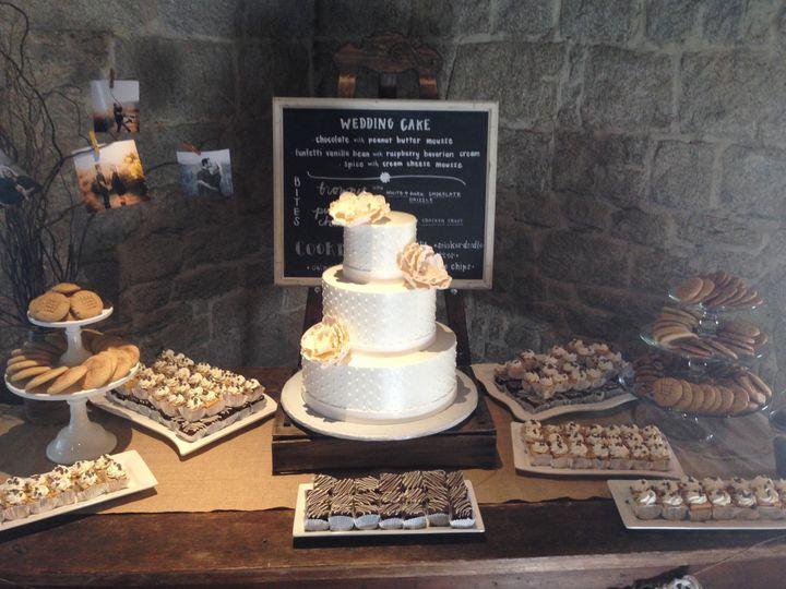 Tmx 1413843005832 Img7546 Murrieta wedding cake