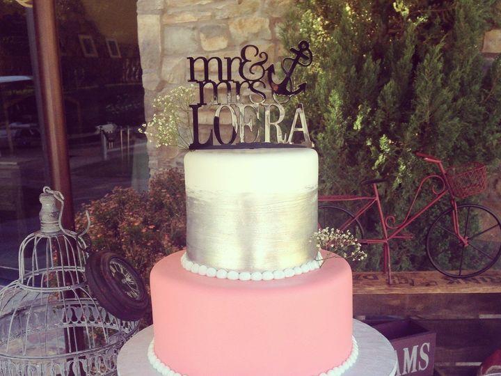 Tmx 1413843863378 Img6495 Murrieta wedding cake