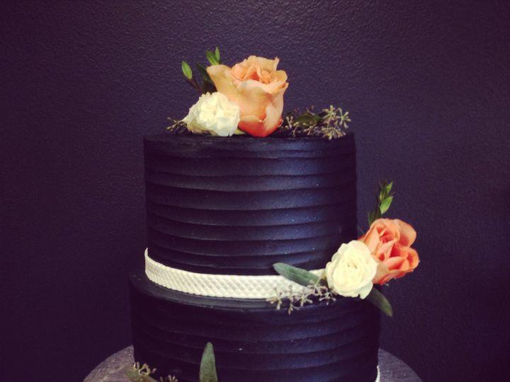 Tmx 1413843973110 Img6497 Murrieta wedding cake
