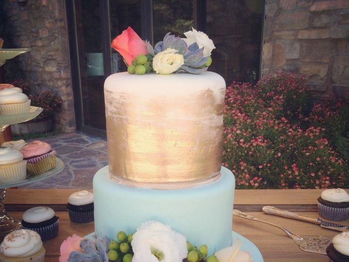 Tmx 1413844632119 Img5435 Murrieta wedding cake