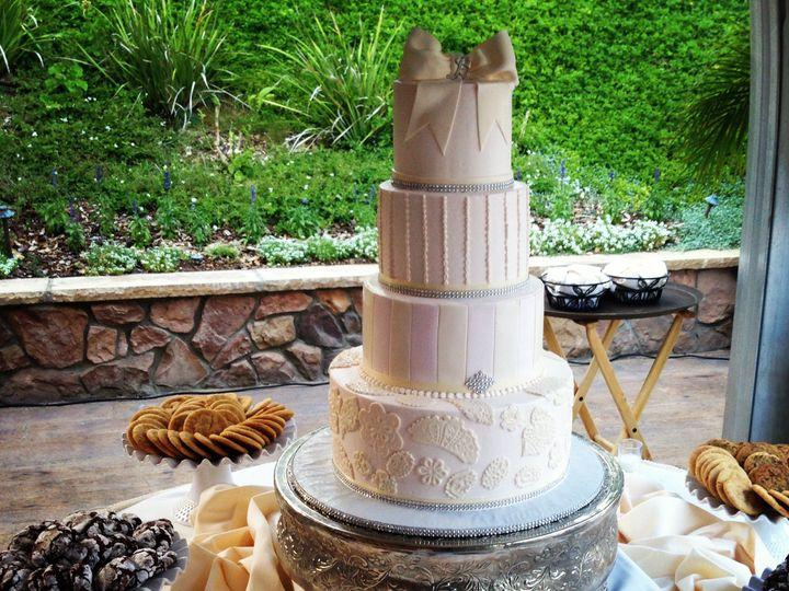 Tmx 1413846065723 Img2019 Murrieta wedding cake