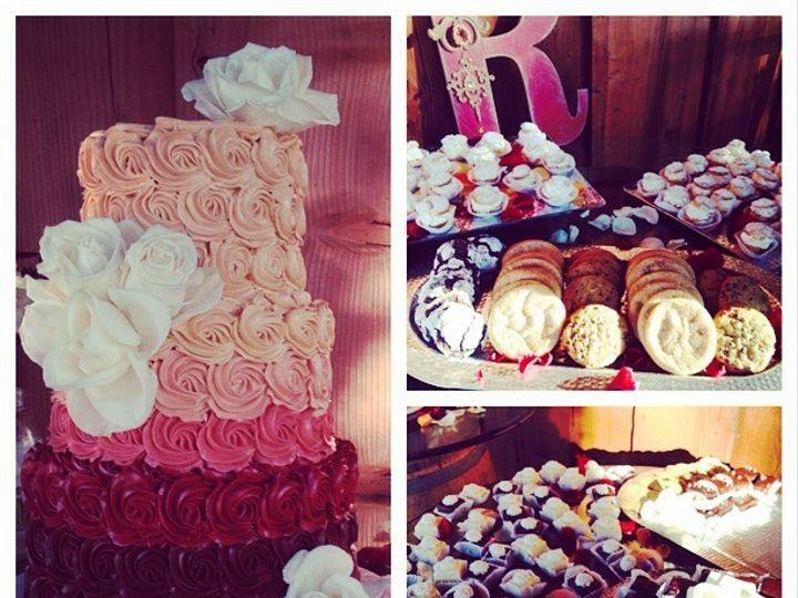 Tmx 1413846354019 Img7480 Murrieta wedding cake