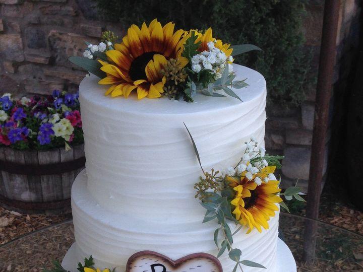 Tmx 1413846543310 Img7476 Murrieta wedding cake