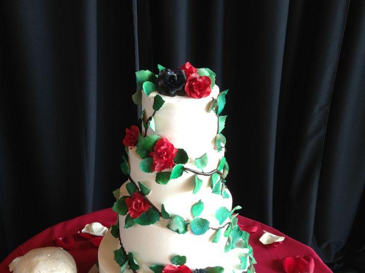 Tmx 1413847448385 Img3161 Murrieta wedding cake
