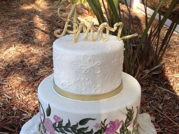 Tmx 1413847868778 Img3389 Murrieta wedding cake
