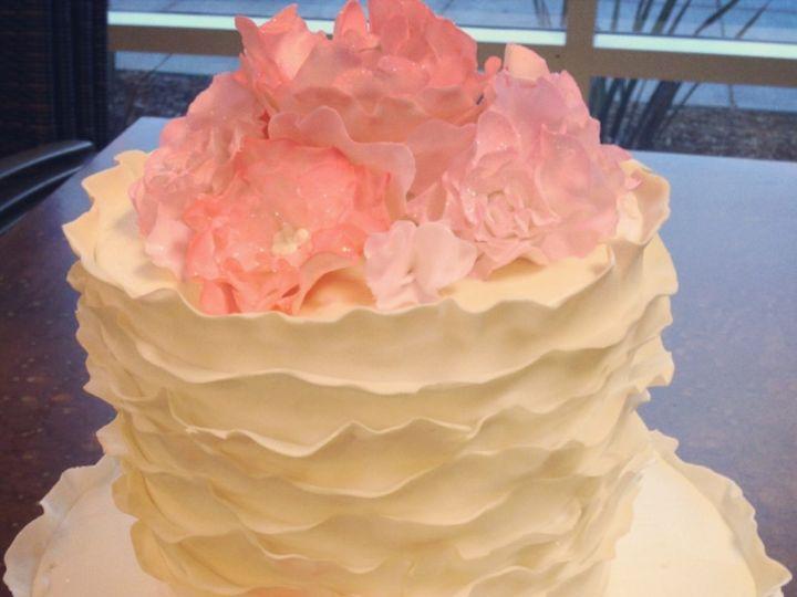 Tmx 1413848084049 Img3945 Murrieta wedding cake