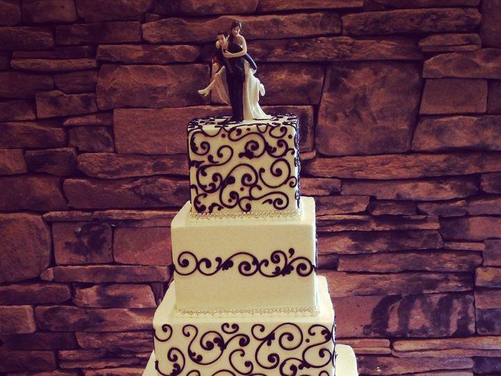 Tmx 1413849138798 Img5313 Murrieta wedding cake
