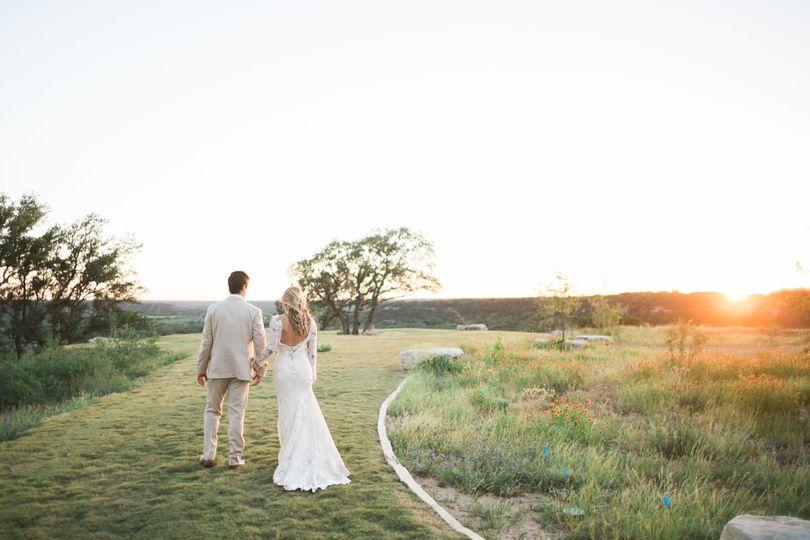A beautiful sunset could await you at Contigo Ranch.