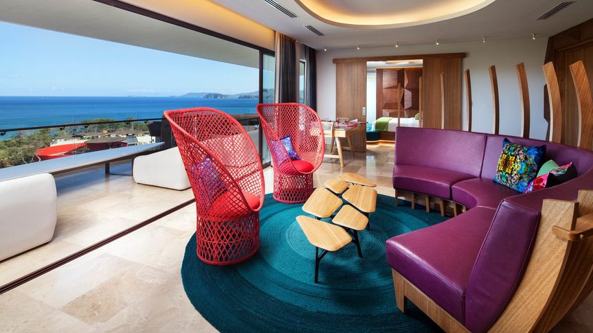 Contemporary and bold design
