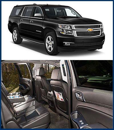 4-6 Passenger SUV Suburban