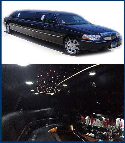 8-10 Passenger Lincoln Limo