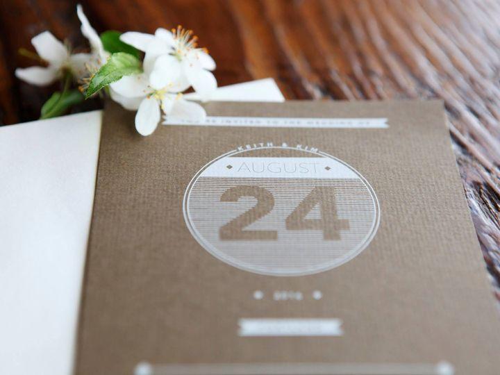 Tmx 1432497754773 102586367897190710473886694378895194603853o Portland wedding invitation