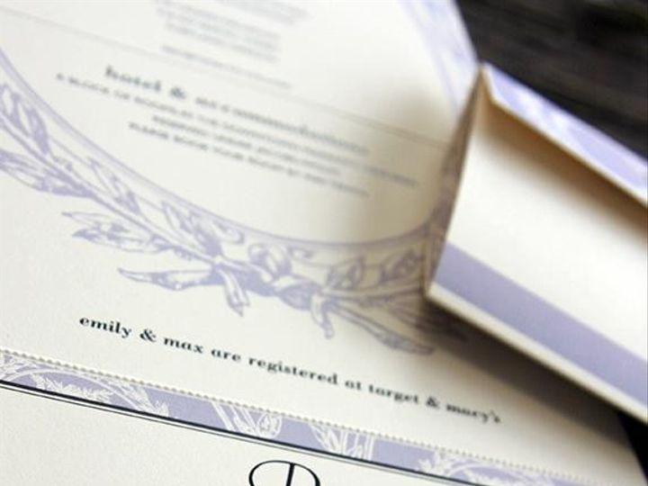 Tmx 1432497791968 318895725945960931711753086222n Portland wedding invitation