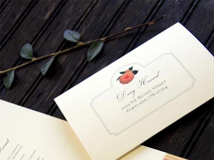 Tmx 1432497796022 624225725944660931841084319864n Portland wedding invitation