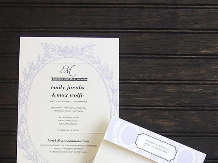 Tmx 1432497808112 306204572594566093174517751849n Portland wedding invitation