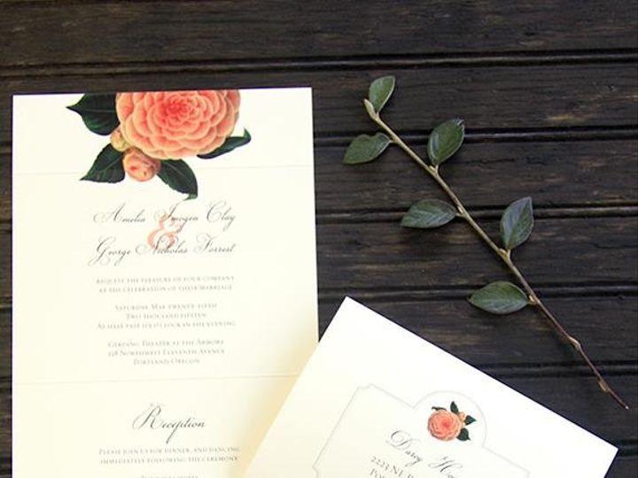 Tmx 1432497811486 4801505725972894262351977711164n Portland wedding invitation
