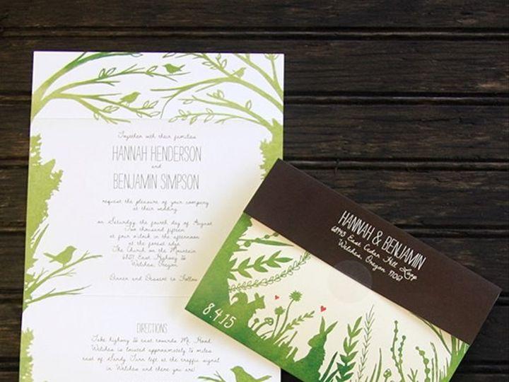 Tmx 1432497828936 5748445725946394265001539158143n Portland wedding invitation
