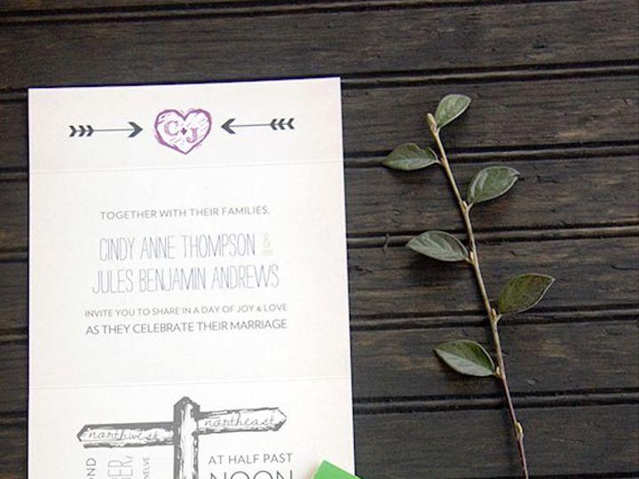 Tmx 1432497833258 5771815725947427598231095644860n Portland wedding invitation