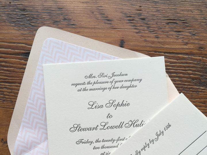 Tmx 1475170512906 Img2154 Portland wedding invitation