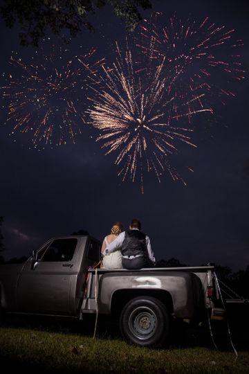 wedding fireworks 100