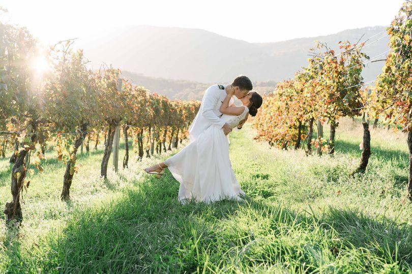 Veritas Fall Wedding