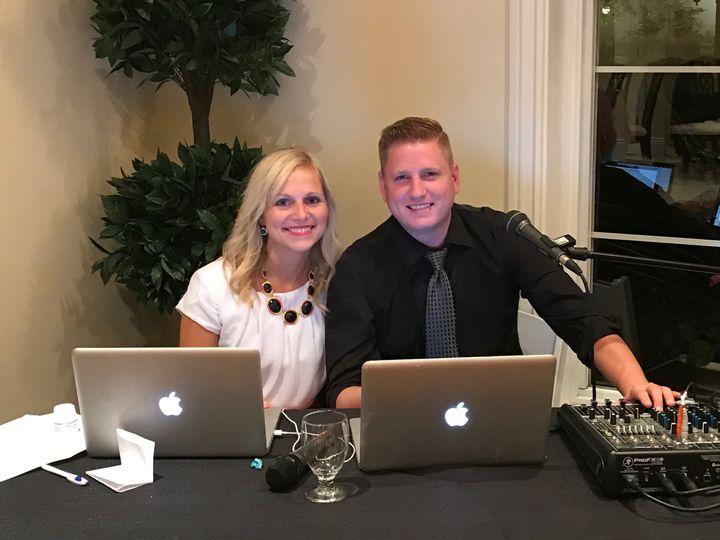 Husband & wife DJ team