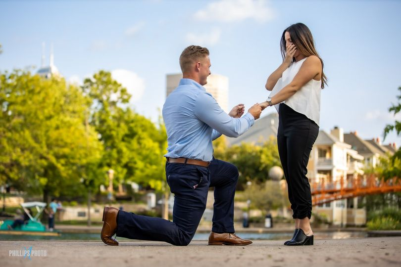 Proposal by the waterfront