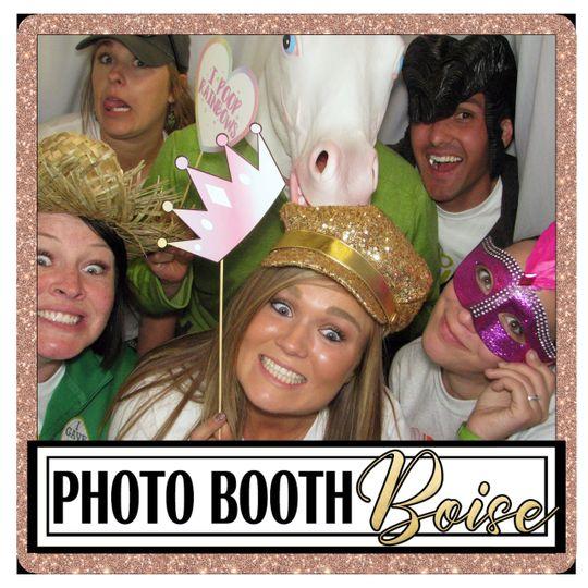 Photo Booth Boise
