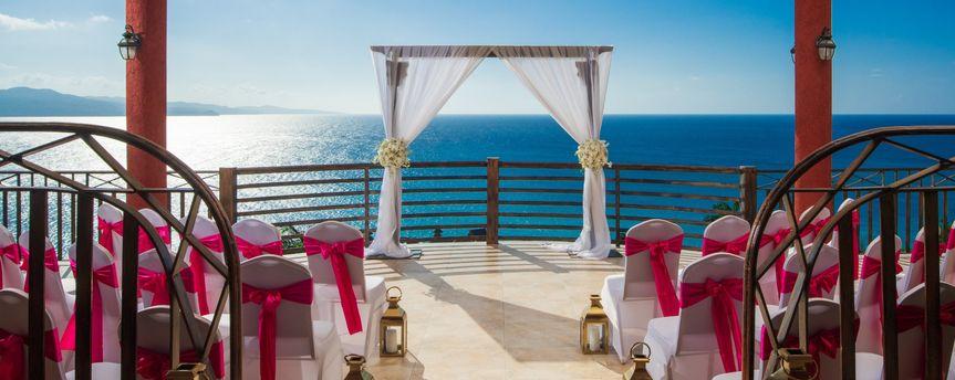 Wedding on the Sky Deck