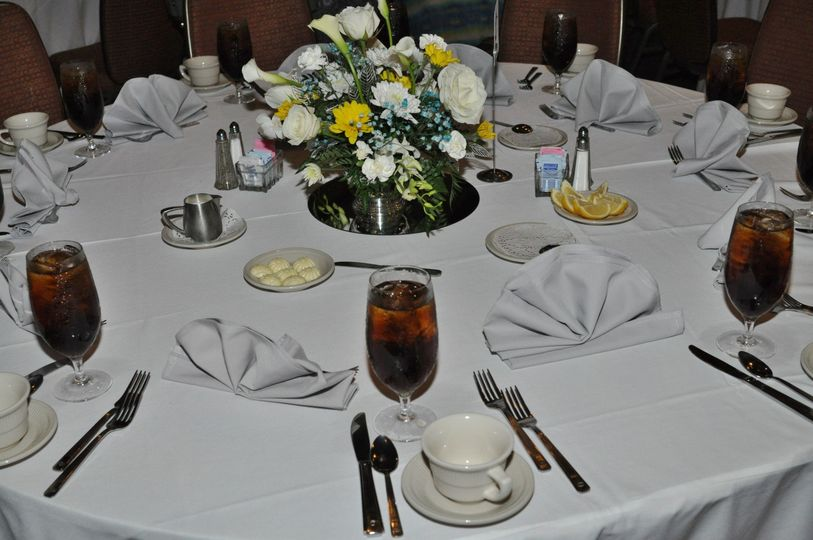 Guest seating