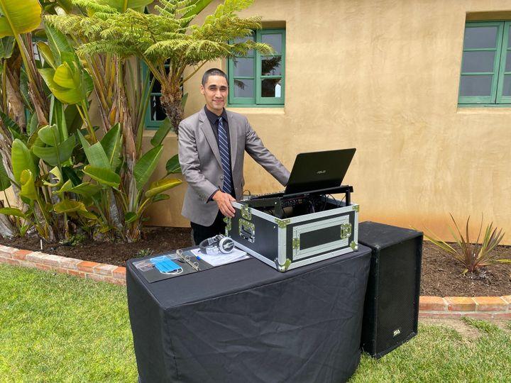 Sunset DJ Daniel