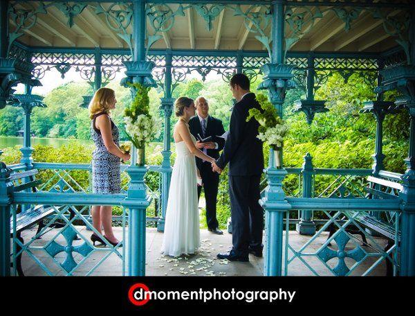 central park wedding 1