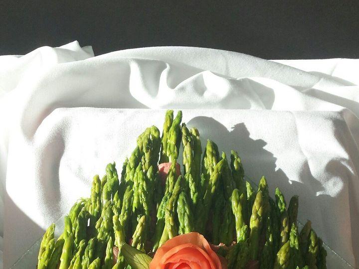 Tmx 1484673579464 Asparagus Rose Flower Oklahoma City wedding catering