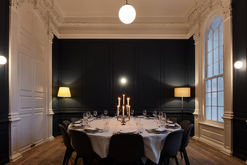 Dining in the Butterwick Room