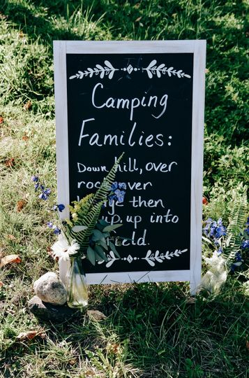Signage - Wren Olivia Photography