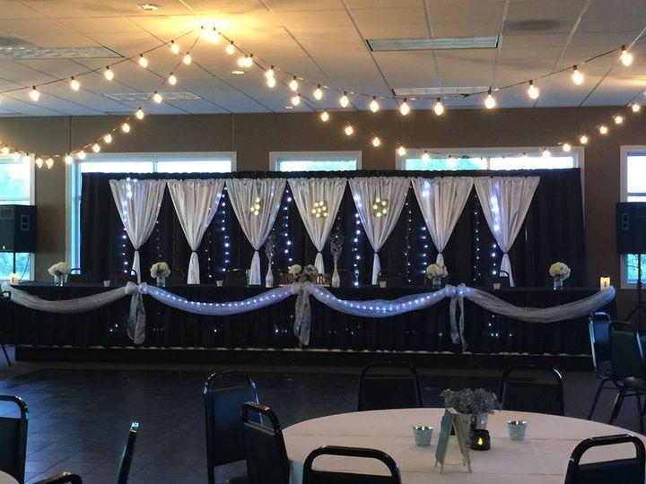 Tmx Backdrop With Ceiling Lights 51 410049 1556308467 Norwalk, Iowa wedding venue