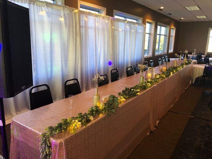 Tmx Pink And White Head Table 51 410049 1556308527 Norwalk, Iowa wedding venue